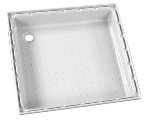 piatto doccia plastica piatto doccia 650x650 bco 64103 vasche lavelli
