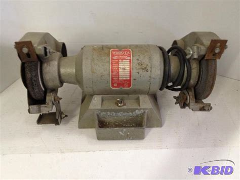 wissota bench grinder minnewaska area sales consignments