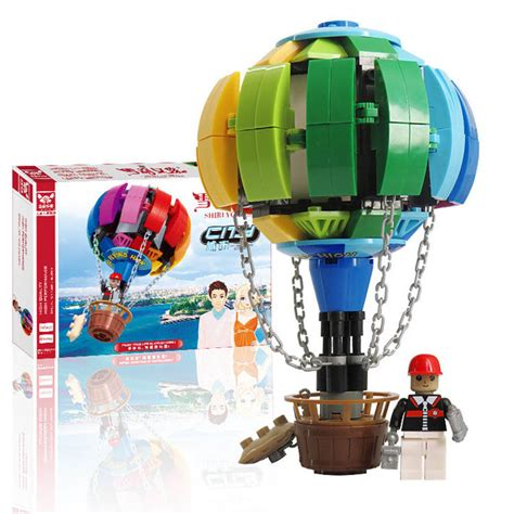 speelgoed luchtballon aliexpress buy new hot air balloon model building