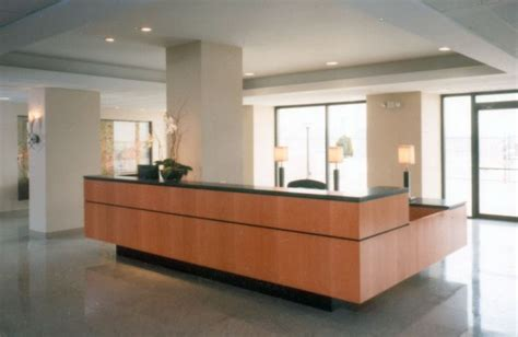 Lobby Reception Desks Arnold Reception Desks Inc Lobby Desk Troy