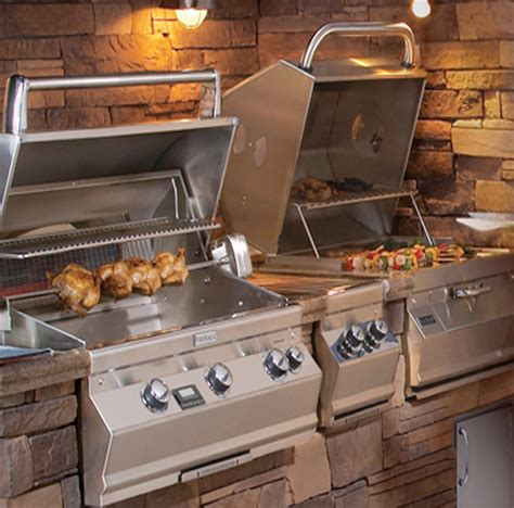 Magic Kitchen Grill by Gas Grills By Magic Paradise Outdoor Kitchens