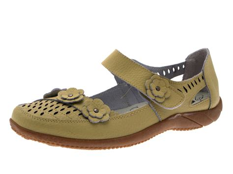 flat work shoes womens leather casual comfort flat work shoes