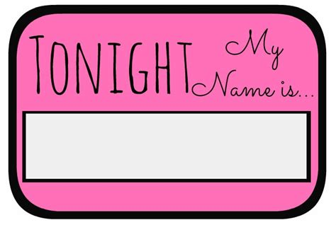 printable bachelorette tags name tag free bachelorette party printables popsugar