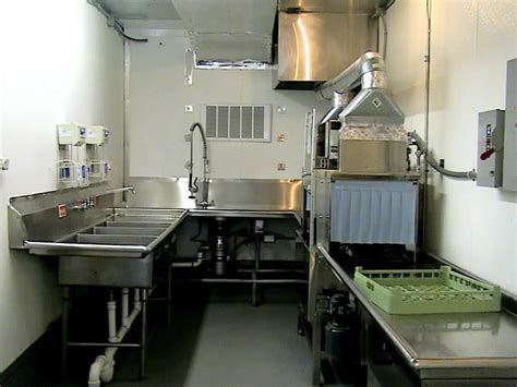 Kitchen Corps Inc by Temporary Kitchen Mobile Kitchens Kitchen Trailers