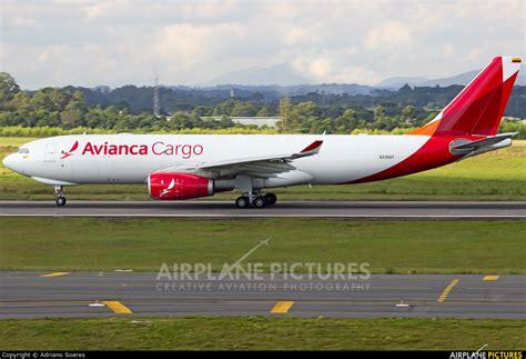Avianca Cargo Airbus A330 200f n335qt avianca cargo airbus a330 200f at curitiba
