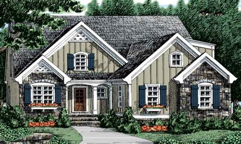 southern living cabin plans southern living house plans one story house plans southern