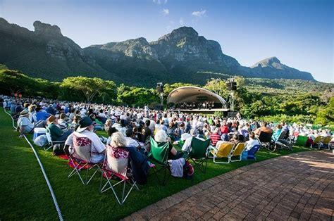 Kirstenbosch Botanical Gardens Concerts Kirstenbosch Summer Concerts 2017 18 Cometocapetown