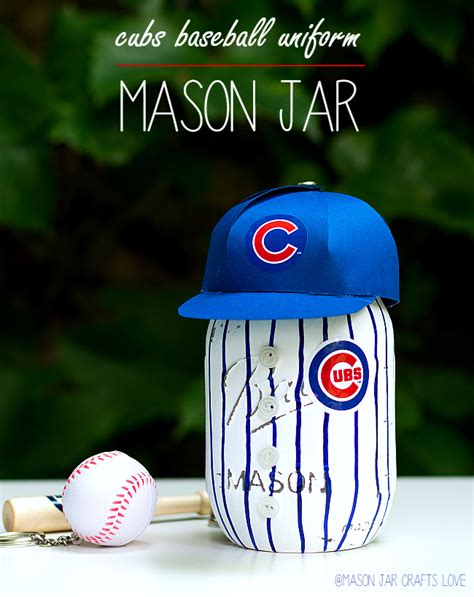 baseball craft projects baseball jar jar crafts