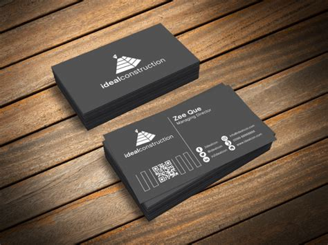 Business Card Template Render by 40 Free Business Card Mockup Psd Psdtemplatesblog