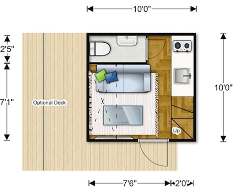 what does 100 square feet look like photos a 100 square foot home for space challenged vancouver