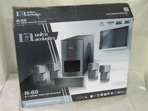 nolyn acoustics    home theater system mankato
