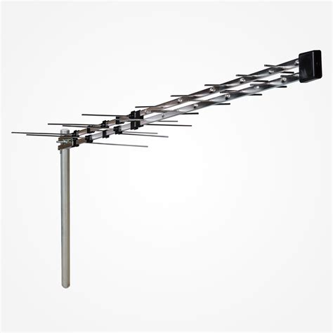 tv antenna  element log periodic outdoor uhf vhf fm