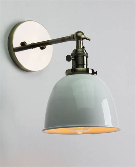 Bedroom Wall Lights With Pull Cord Satin Chrome Single Wall Light With Pull Cord Switch And