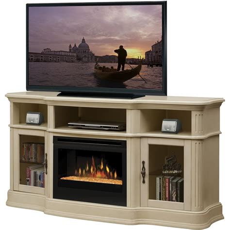Dimplex Electric Fireplace Media Console by Dimplex Portobello 67 Inch Electric Fireplace Media