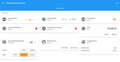 angular material design layout exles pimatic angular material frontend