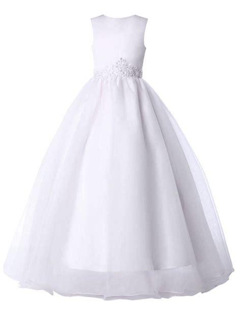 Charming Grace Based Church #5: Grace-Karin-Flower-Girl-Dresses-For-Weddings-2016-First-Girls-Communion-Dresses-Kids-Dream-Dresses-White.jpg