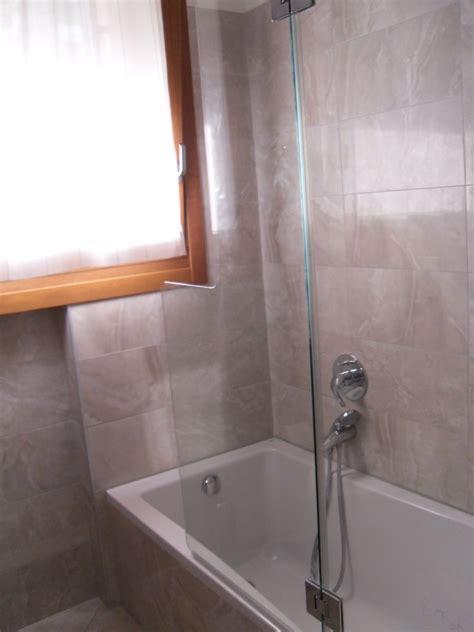 vetri per vasca da bagno awesome vetro per vasca da bagno photos idee arredamento