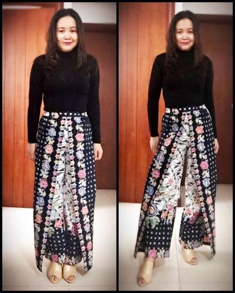 Indian Kulot 4 pin by lala gozali on baju batik cantik