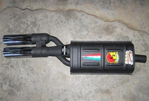 thesamba view topic mk i abarth exhaust system