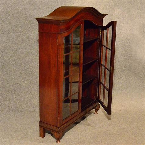 china cabinet display case antique bookcase display case glazed china cabinet