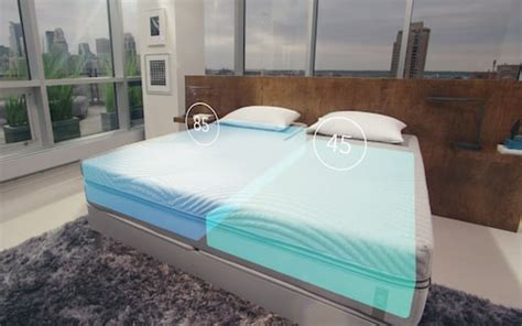 sleep number 360 smart bed smart bed can adjust sleepers bodies to stop snoring