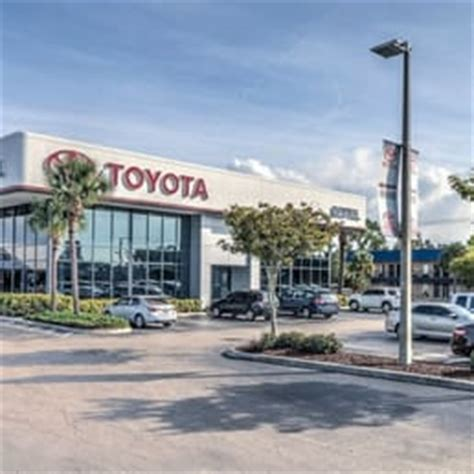 Gettel Toyota Bradenton Florida Gettel Toyota Of Bradenton 11 Photos 36 Reviews Car