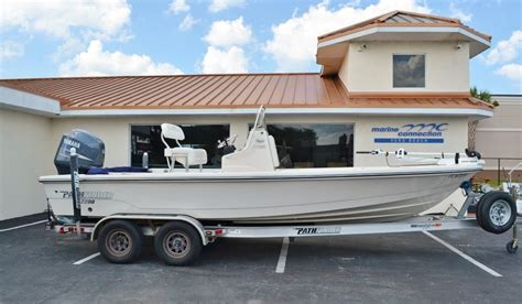 pathfinder boats 2200 trs used 2011 pathfinder 2200 trs bay boat boat for sale in