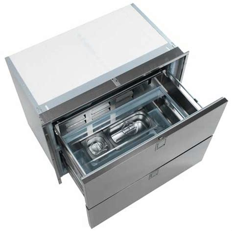 Drawer Cooler by Drawer 190 All Stainless Steel Ac Dc Marine