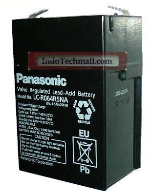 Baterai Panasonic 12v 7ah aki kering accu 12v 7ah 12ah 20ah 100ah 150ah
