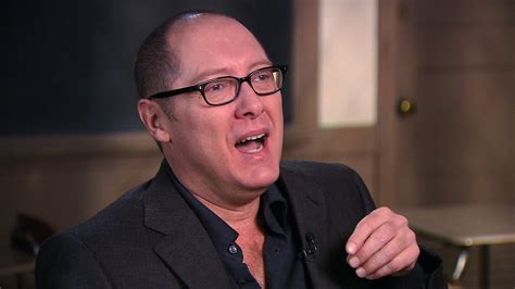 james spader on ellen james spader blacklist script compelled me today