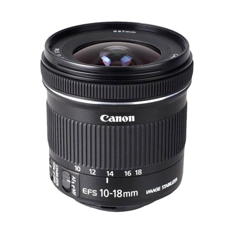 Lensa Canon 10 18 F 4 5 5 6 Is Stm jual canon ef s 10 18mm f 4 5 5 6 is stm harga