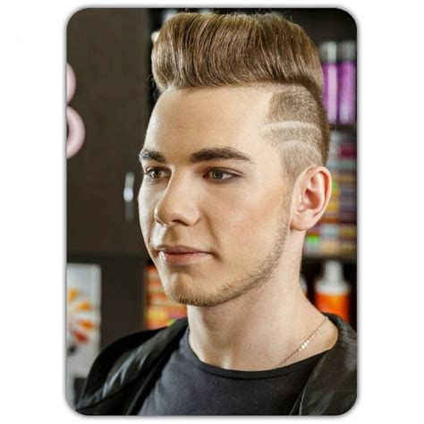 lines hairstyles undercut line both sides