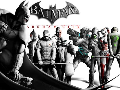 batman arkham city 0025 wallpaper following the nerd