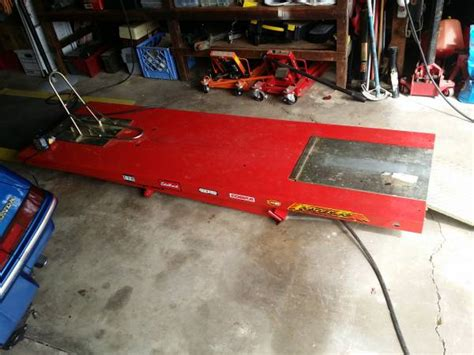 motorcycle lift table for sale motorcycle lift table 1500lbs 110v for sale in stockton