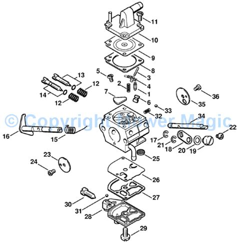 stihl bg 85 parts diagram stihl bg 85 parts diagram stihl get free image about