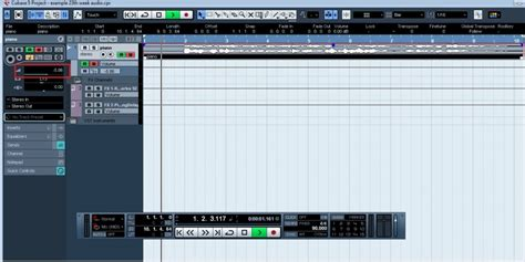 flash tutorial volume control how to record automation in cubase creating tracks