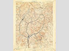 Collection C 007: USGS topographic map of Silverton, CO ... C. S. Lewis