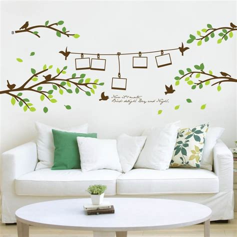 wall art decals decor home decorative paper window wall