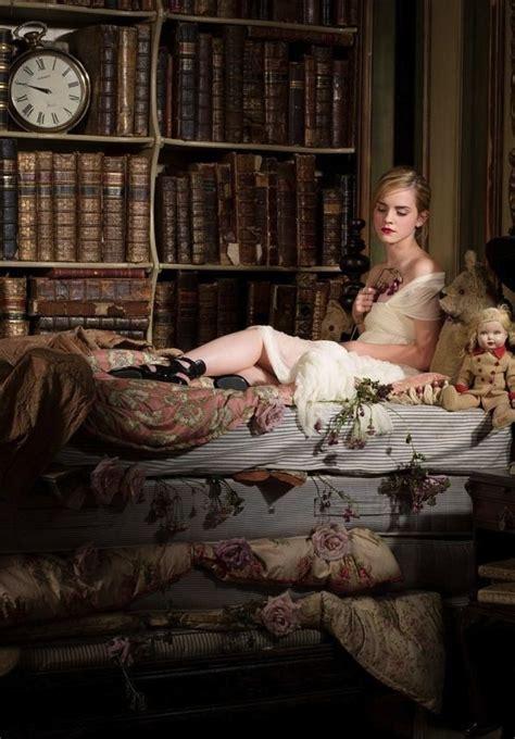 emma watson book emma watson as the princess and the pea photo galaxiemag