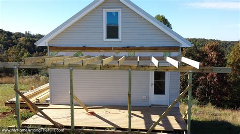 10 By 12 Screened Porch Including Concrete Patio Floor Estimate - finally a porch roof almost my home among the