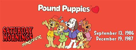 pound puppies 1980s saturday mornings forever pound puppies 1980s by wolverine25th on deviantart