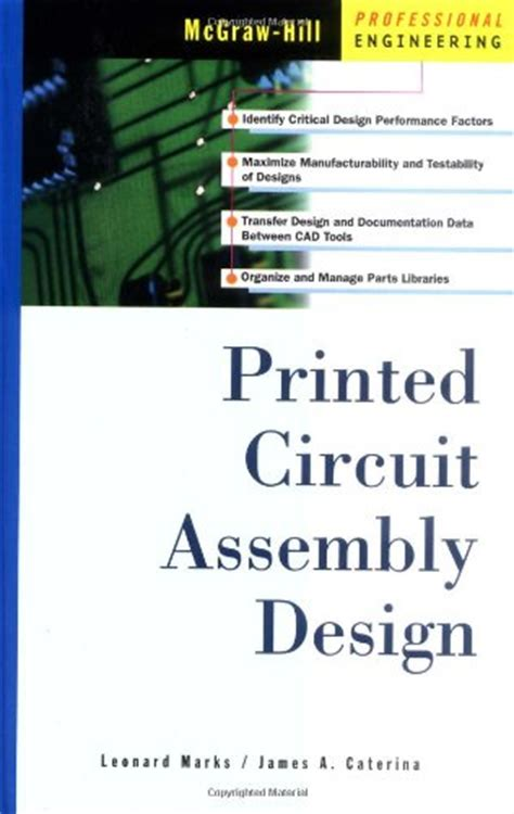 printed circuit assembly design free ebooks