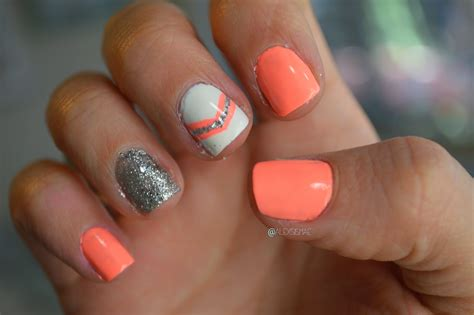 color pattern nails 40 simple nail designs for short nails without nail art