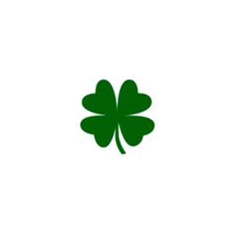 small leaved shamrock 1000 ideas about four leaf tattoos on