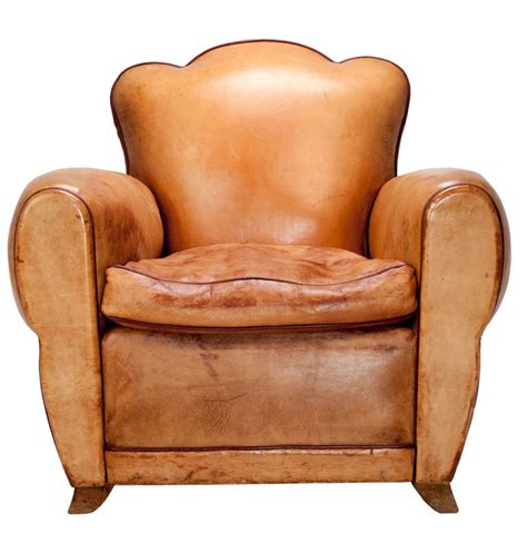 Leather Chair Sale - leather club chair for sale at 1stdibs
