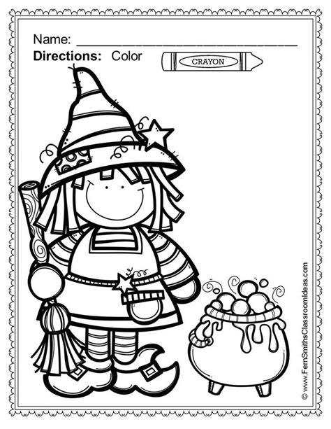 halloween coloring pages ideas seasonal color for fun printables freebies fern smith s