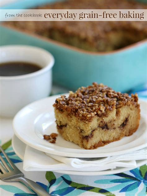 cinnamon crumb coffee cake cinnamon crumb coffee cake from everyday grain free baking
