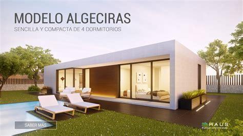casa modular prefabricada vivienda prefabricada de dise 241 o modelo algeciras 4d 1p 2
