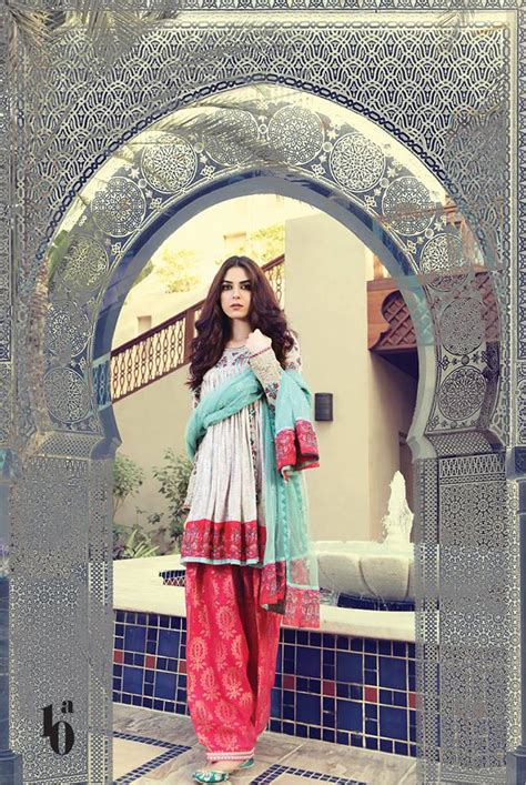 Maria B Lawn Collection 2017 Best Pakistani Designer Summer Dresses