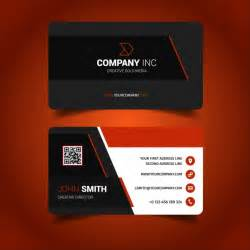 design a business card free business card design vector free